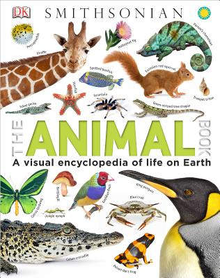 The Animal Book By Dorling Kindersley, Inc. (COR)